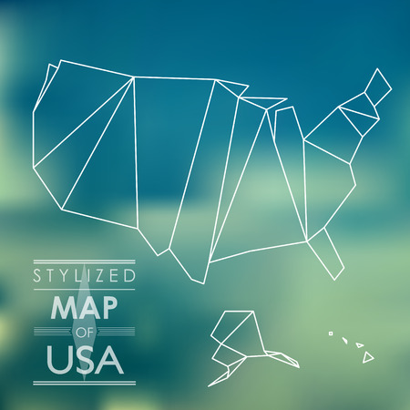 us map: map of usa