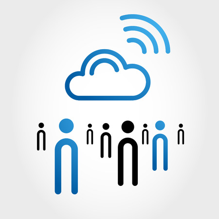 teamleider: communicatie, teamleider - business icons