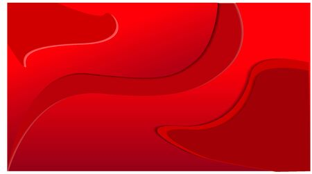 red bacground abstract vector