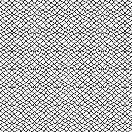 Black and white hand drawn diagonal lines vector illustration.  イラスト・ベクター素材