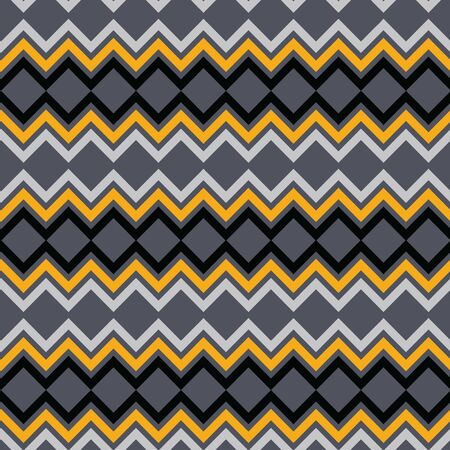 Tribal inspired chevron vector pattern. Both classic and modern, great for bedding, textiles, paper items, fashion accessories and pillows.