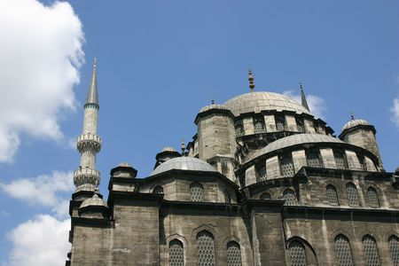 Hagia Sophia Mosque / Church - Museum in Istanbul, Turkey Stock Photo - 264602
