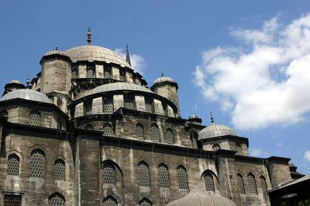 sophia: Hagia Sophia Mosque  Church - Museum in Istanbul, Turkey Stock Photo