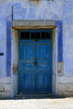 keylock: The Blue Door