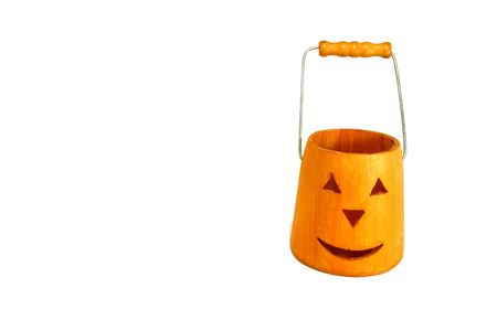 Halloween Decoration - Trick or Treat Bucket