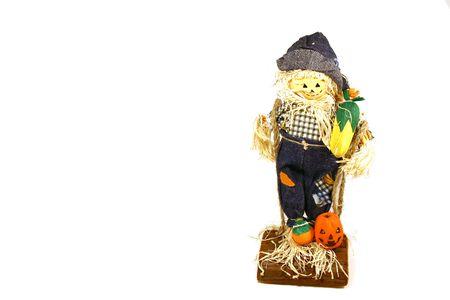 Halloween Decoration - Scarecrow photo