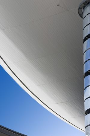 Abstract Roof in Las Vegas Stock Photo - 805697