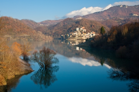 Lago del Salto, Italy