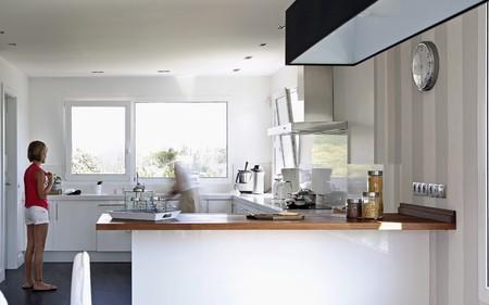 Kitchen view. Stock Photo - 7170904