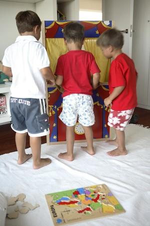 Children playing. Stock Photo - 7174687