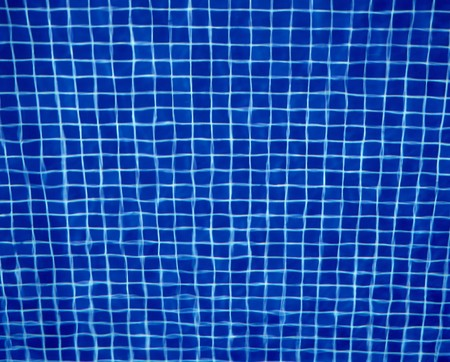 Close up of a tiled swimming pool Stock Photo - 7167589