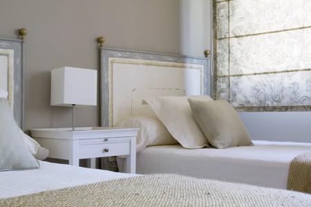 interni casa: Interni di una camera da letto