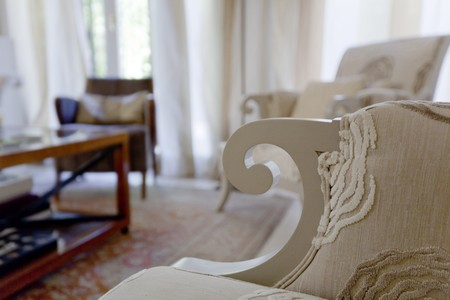 Interiors of a living room Stock Photo - 7171667