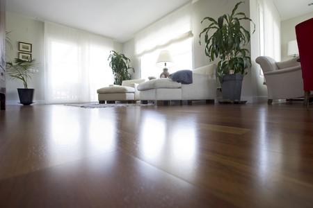decorando: Interiores de una sala de estar