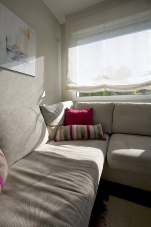 Interiors of a living room Stock Photo - 7174806