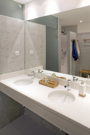 Inters of a bathroom Stock Photo - 7174776