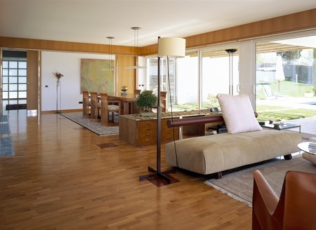 View of a spacious house Stock Photo - 7215123