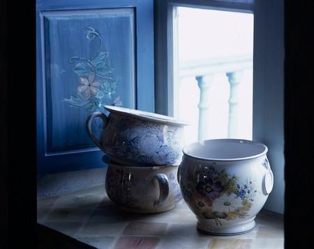 Close up of ceramic wares Stock Photo - 7215228
