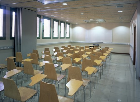 View of an eclectic classroom Stock Photo - 7215341