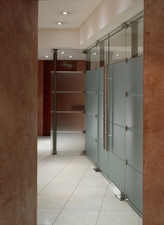 View of a spacious passageway Stock Photo - 7215342