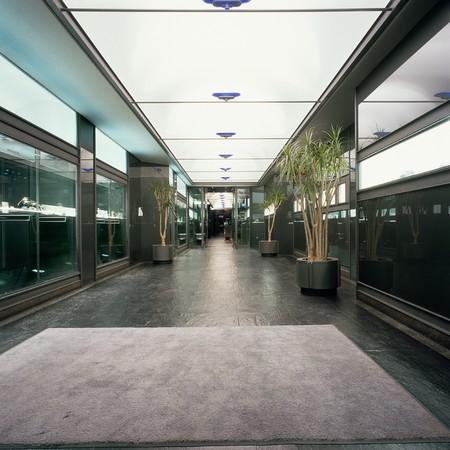 View of an illuminated hallway Stock Photo - 7215355