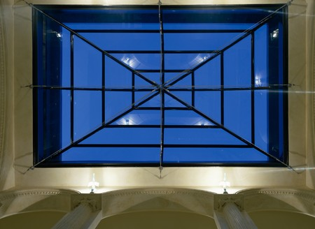 View of a skylight Stock Photo - 7215404