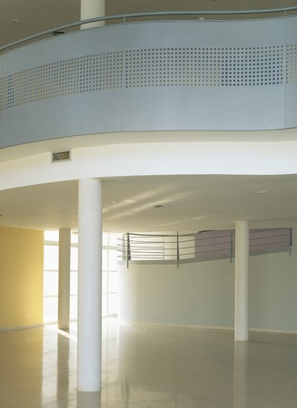 fitted unit: View of a spacious hallway