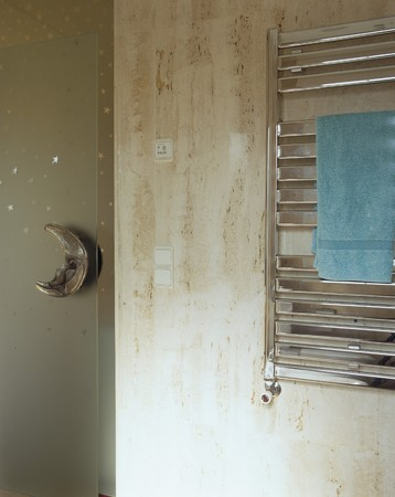 View of a decorative door handle Stock Photo - 7224022