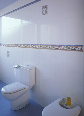 View of a clean toilet Stock Photo - 7224024