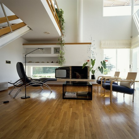 View of an elegant living room Stock Photo - 7224100
