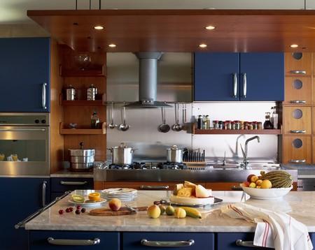 noone: Visualizzazione di un ordinato cucina