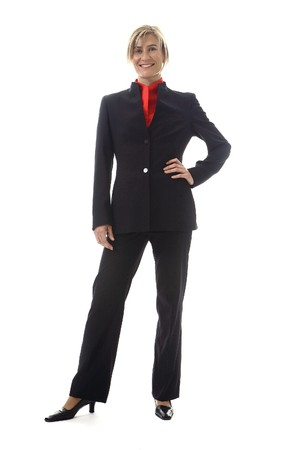 uniformes de oficina: Hotess de aire