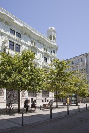 santander: Former Bank Banesto, Santander, España