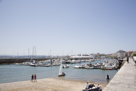 santander: PuertoChico, Santander,Spain Editorial