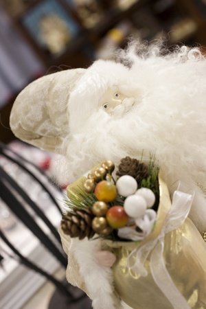 papa noel navidad: Xmas decoraci�n, Papa Noel