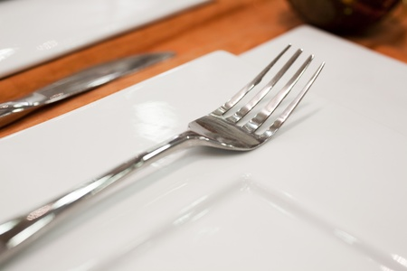 Table setting Stock Photo - 8444520