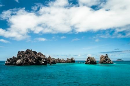 pacific islands: Devil s Crown