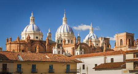 ecuador: The Cathedral, Cuenca, Ecuador