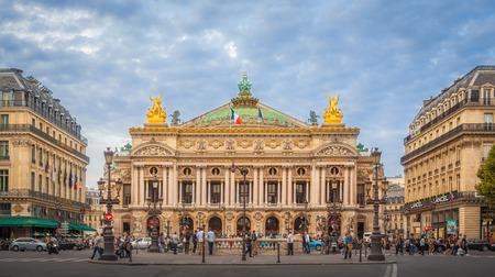パレ ・ ガルニエやオペラ座パリのオペラハウスの一つです。