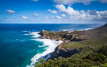 cape of good hope: Cape of Good Hope, Cape Peninsula, South Africa Stock Photo