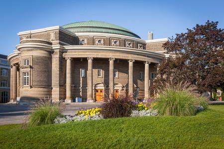 University of Toronto, Convocation Hall, Toronto Canada
