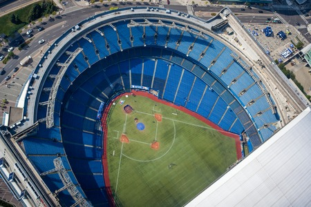 The Rogers Centre, Toronto
