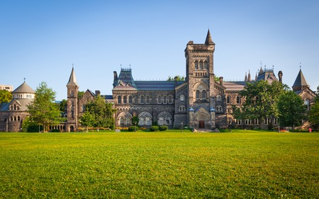 toronto: The University of Toronto and the Front Campus