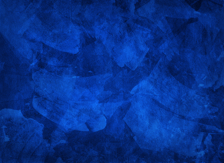 hand painted: Artistic hand painted multi layered dark blue background