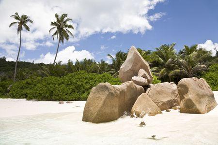 Anse Coco, La Digue, Republic of Seychelles, Indian Ocean