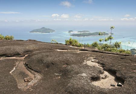 Mount Copolia, Seychelles, East Africa, Indian Ocean Stock Photo - 7145549