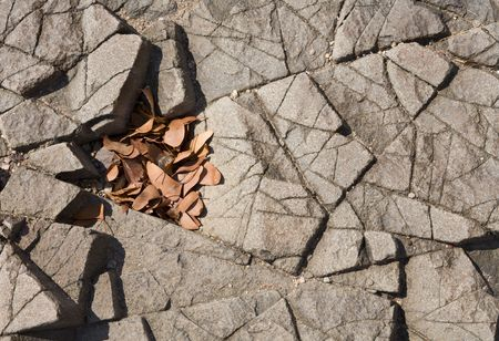 Basalt, volcanic rocks near Twyfelfontein, Kunene Region, Namibia, Southern Africa