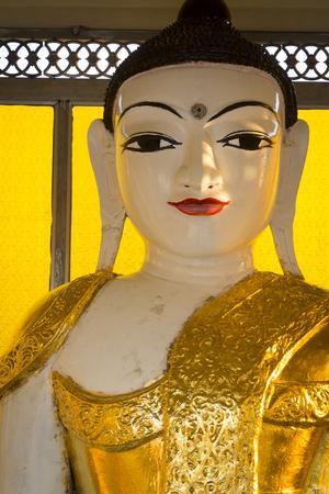 Buddha statue in Myanmar, Burma, Southeast Asia