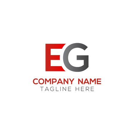 Initial EG Letter Logo With Creative Modern Business Typography Vector Template. Creative Abstract Letter EG Logo Design