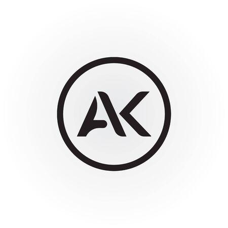 Ak Logo Stock Photos And Images 123rf